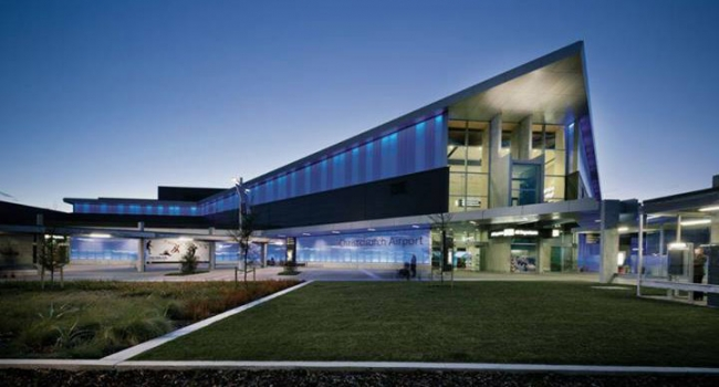 Lush Lawns were involved in the redevelopment of Christchurch Airport and provided the grass near the main entrance